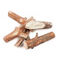 Керамические дрова. Ветки сосны