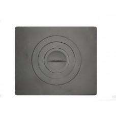 Плита чугунная 1-конф. П1- 3, 340х410 (Балезино)