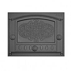 "Дверца каминная ДК-2Б (435х332х92) 375х300х40, краш. RLK 315 ""Евгений"" (Рубцовск)"