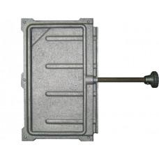 Купить  Задвижка печная ЗВ-2А 130х260 ( Рубцовск)