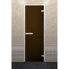 """Дверь стеклянная """"ХАМАМ ЛАЙТ"""""""