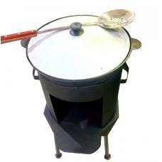 Купить печь для казана 22 Литра в белгороде
