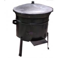 Купить печь для казана с дверцей 10 литров в белгороде