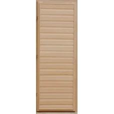 Дверь банная (липа) 1,70х0,70, М08 ЛЕВАЯ
