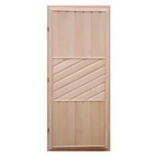 Дверь банная (липа) 1,70х0,70, М27 ПРАВАЯ