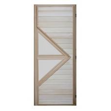 Дверь банная (липа) 1,80х0,70, ДС-08, ЛЕВАЯ