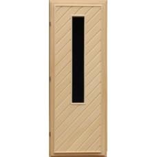 Дверь банная (липа) 1,90х0,70, с/с М05 ЛЕВАЯ