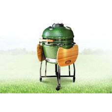Керамический гриль Start Grill 18 Green