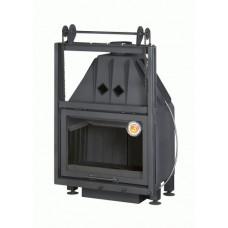 Купить Топка АЛЬФА 700 KВ с контргрузом черный шамот