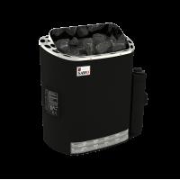 Печь электрическая Sawo SCANDIA SCA-90NB-P-F (9 КВТ, ВСТРОЕННЫЙ ПУЛЬТ, НЕРЖАВЕЙКА, ТЕРМОПОКРЫТИЕ)