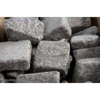 Камень для бани Габбро-диабаз, 20кг (МЕШОК)