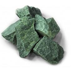 Камень для бани Нефрит колото-пиленый, 10кг (ведро)