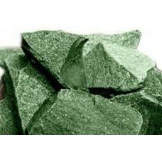 Камень для бани Жадеит, 10кг КОЛОТЫЙ для электрокаменок