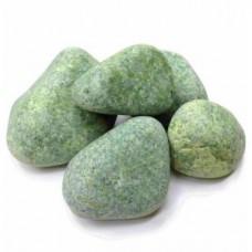 Купить Камень для бани Жадеит, 10кг Шлифованный крупный в Белгороде