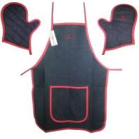 Набор «Тандыр-МАN!!!» (фартук, 2 рукавицы)